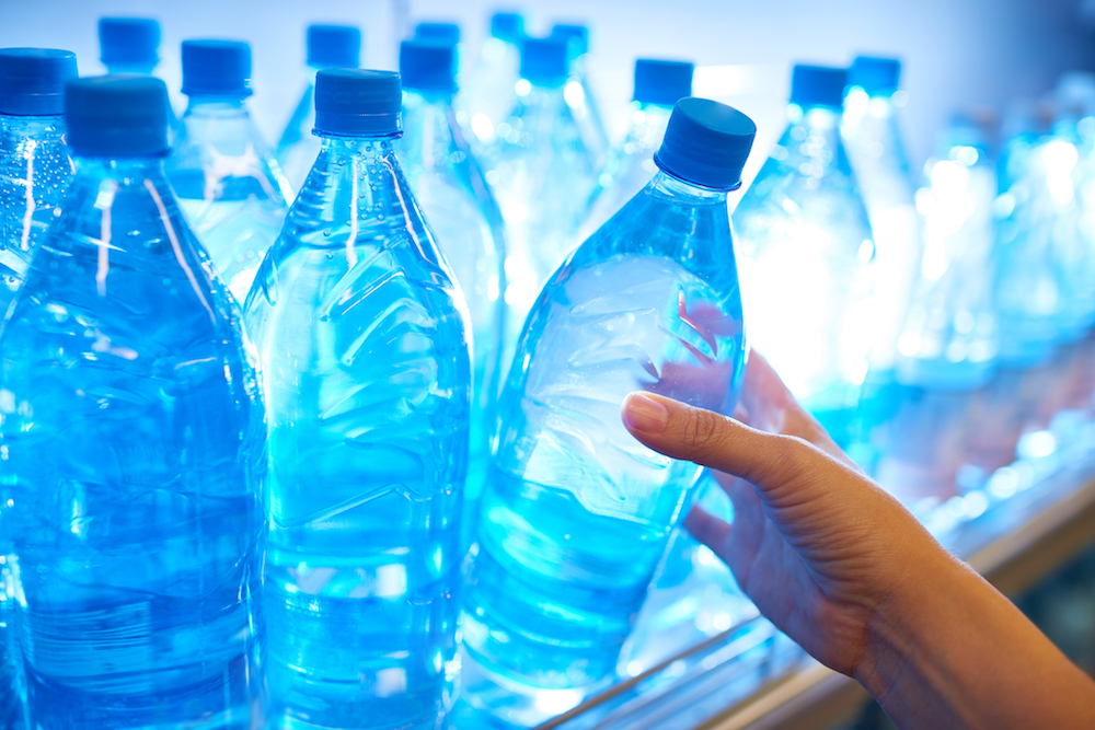 15% of People Only Drink Bottled Water