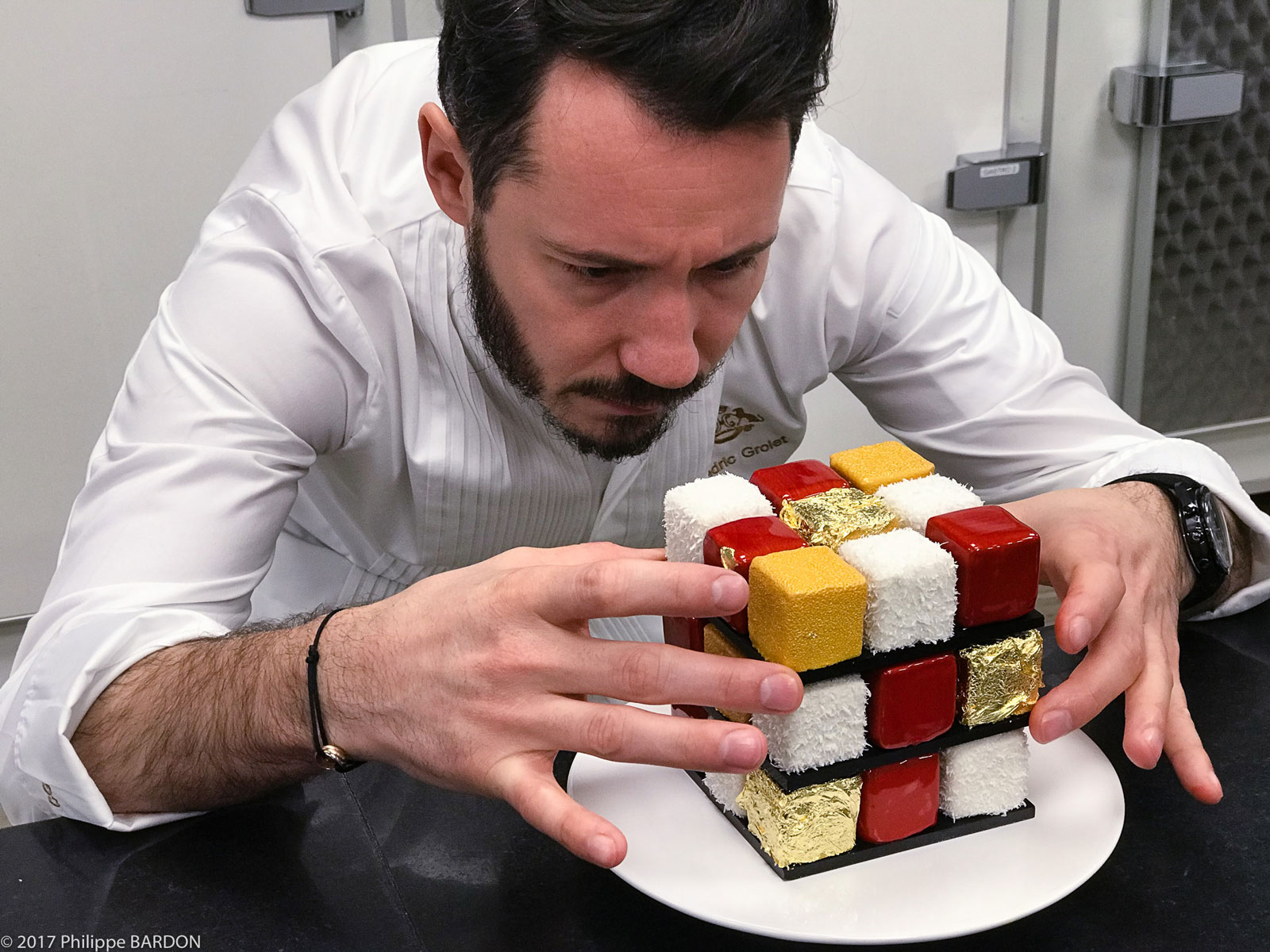 How the Top Pastry Chef in the World Is Modernizing the Form Food & Wine
