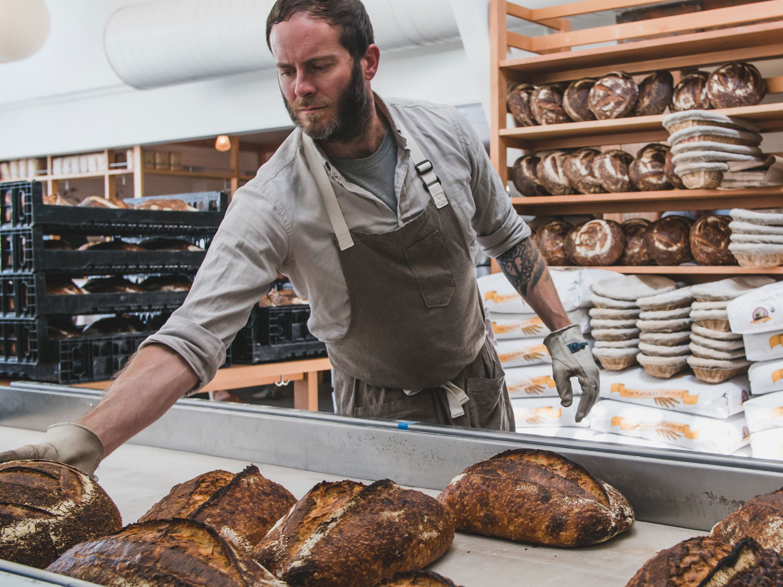 Tartine Bakery Opens in South Korea—with More Coming ...  Tartine Bakery ...