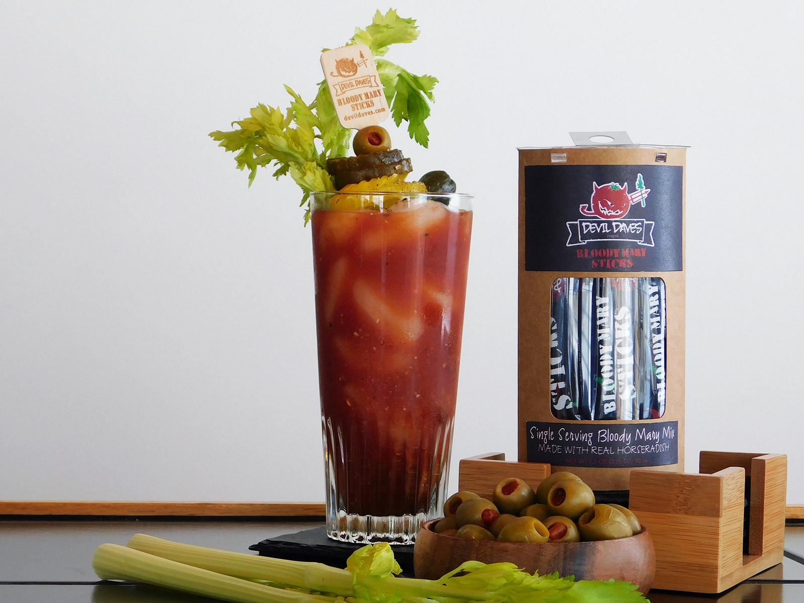The Easiest Way to Make a Bloody Mary