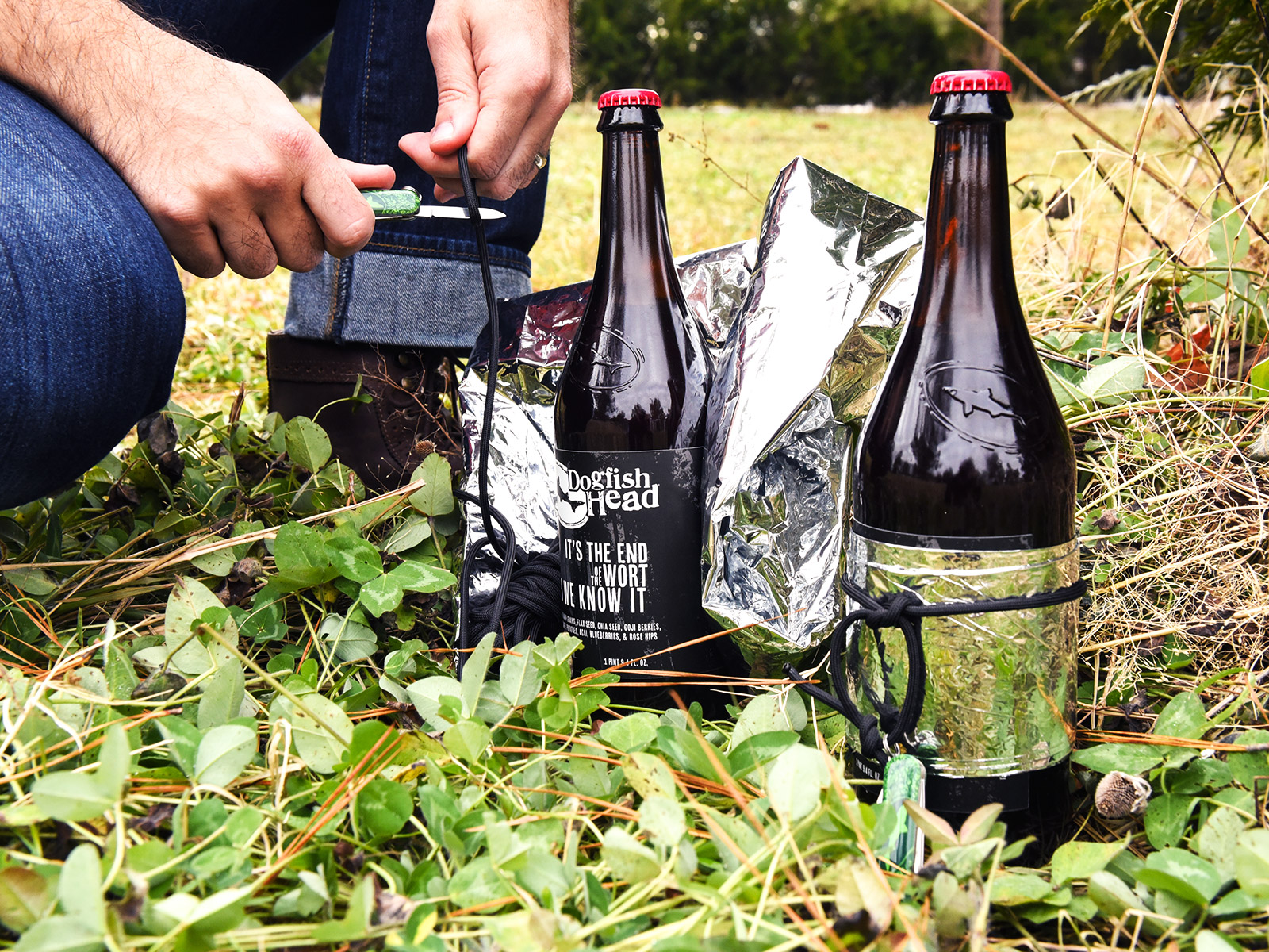 Dogfish Head Is Releasing a Survivalist Beer Built for the Prepper Crowd
