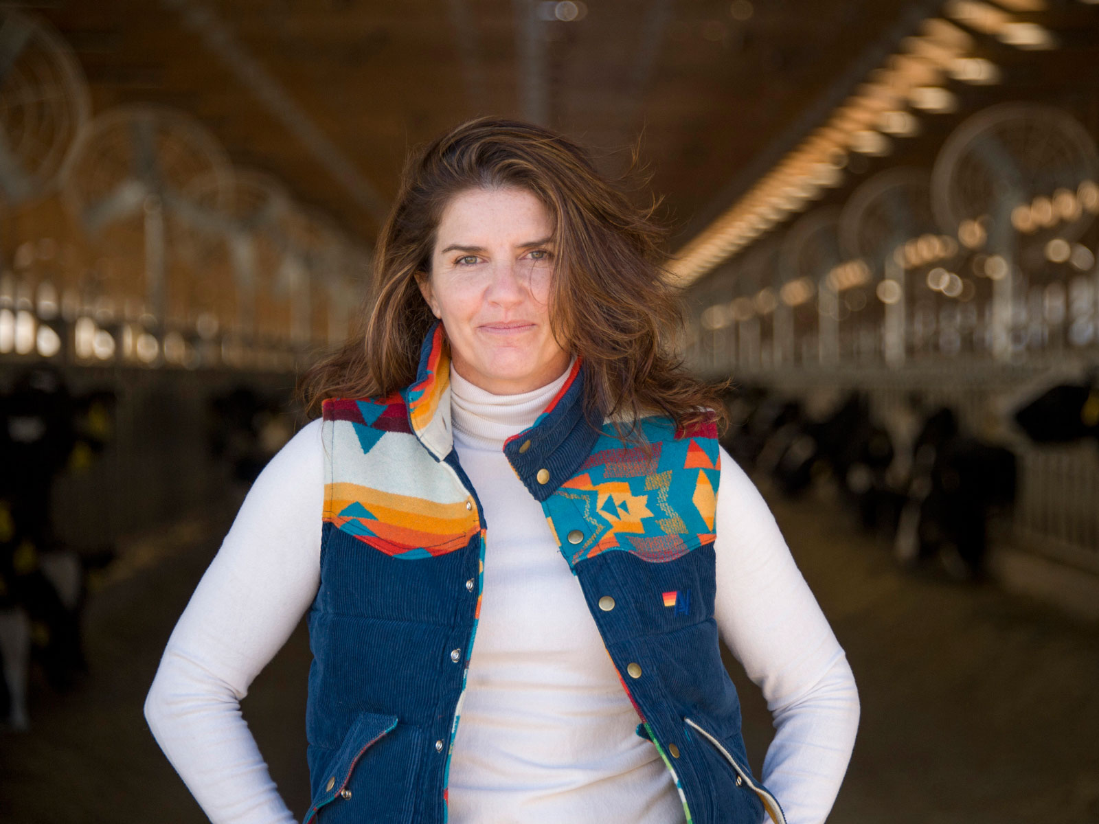 Why Sue McCloskey Started Fair Oaks Farms, the U.S.'s Largest Agritourism Attraction