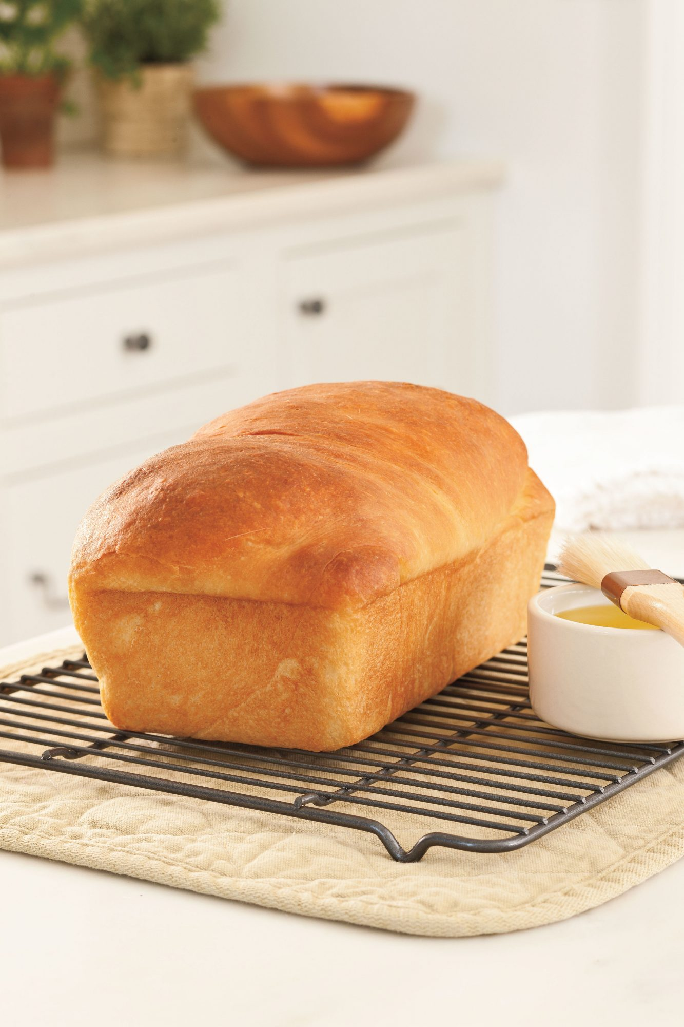 This is the Secret to Making Bakery-Worthy Bread at Home