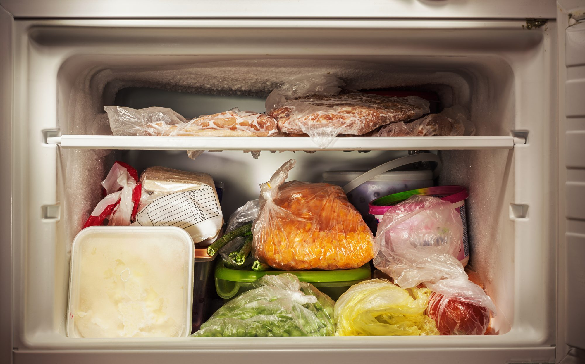 6 Things You Need to Know About Storing Food in the Freezer