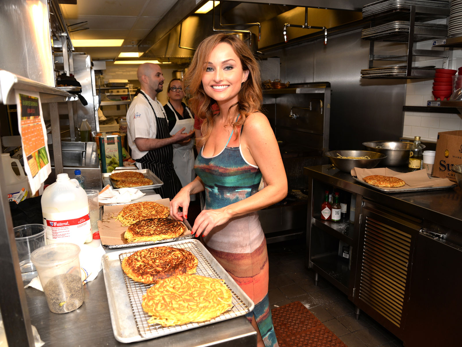 Giada de Laurentiis' First East Coast Restaurant Opens in Baltimore