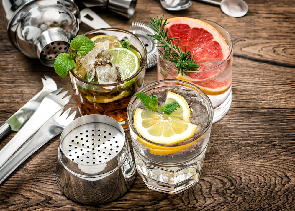 A 'Gin Spa' Has Opened Up in Scotland