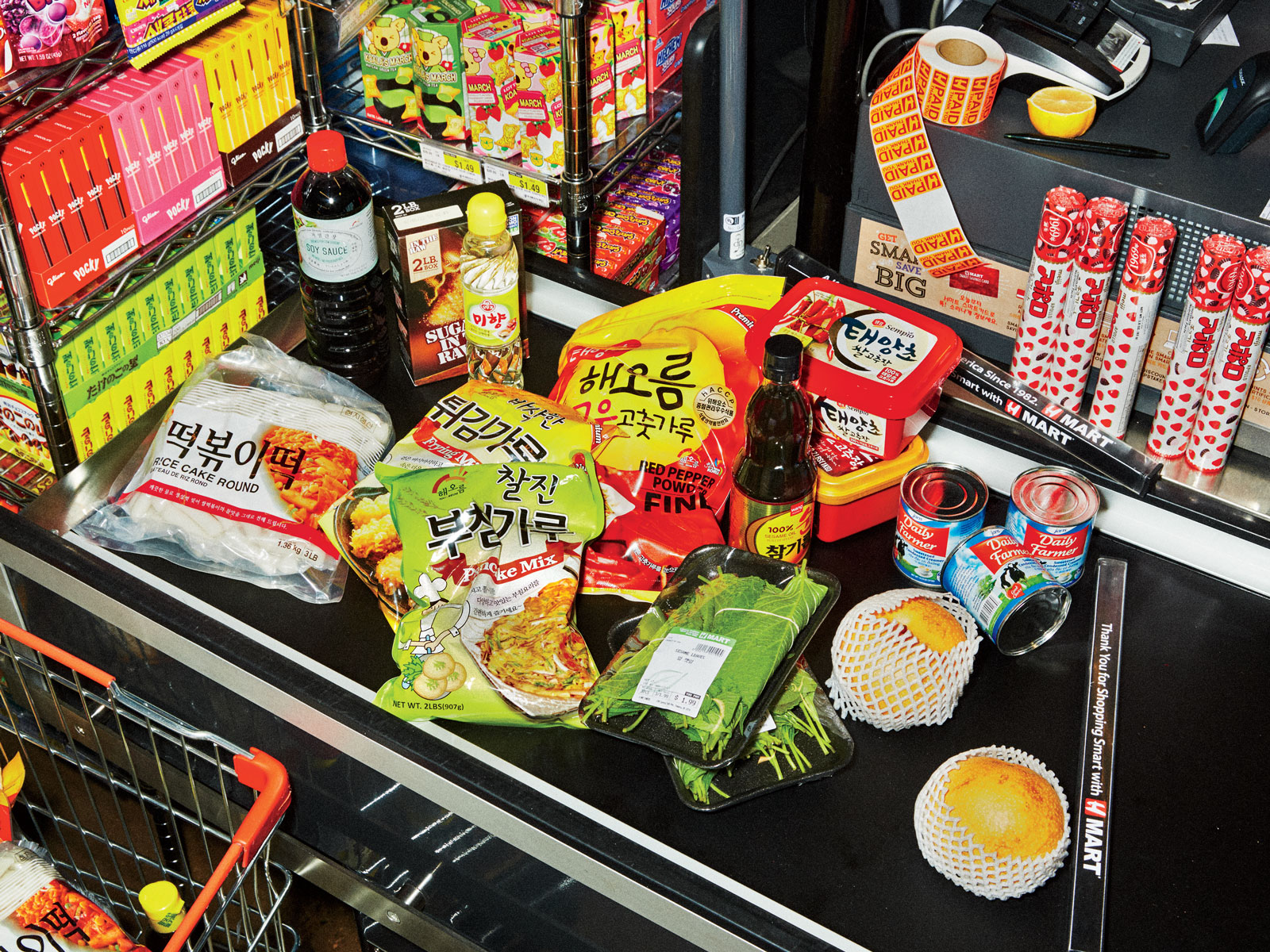 How to Shop a Korean Supermarket: a Chef's Guide to Hmart