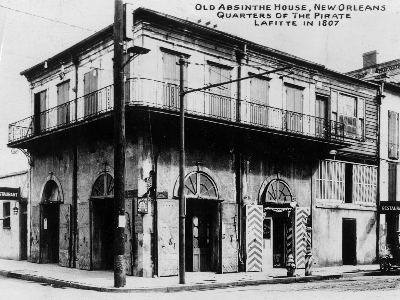 lafitte oldest bar