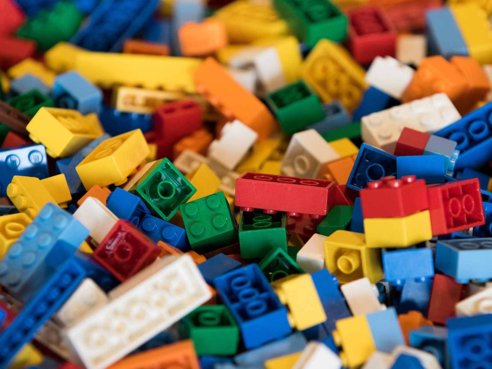 A Bar Built Out of Lego Bricks Is Rumored to Be Opening in London