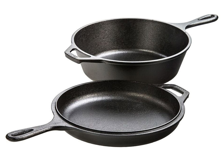 pan combo set cover and pans
