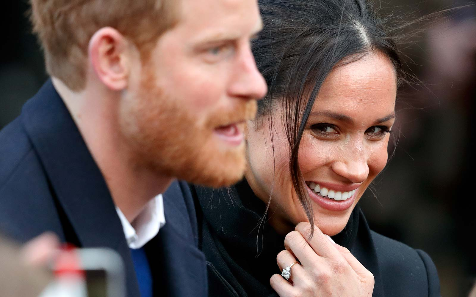 Meghan Markle Prince Harry Royal Traditions