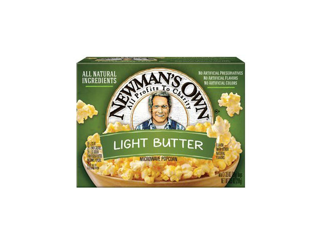 Newman's Own Light Butter Popcorn