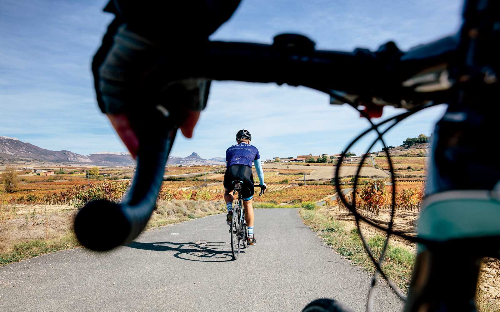 Here's How to Take the Ultimate Biking Trip Through Rioja