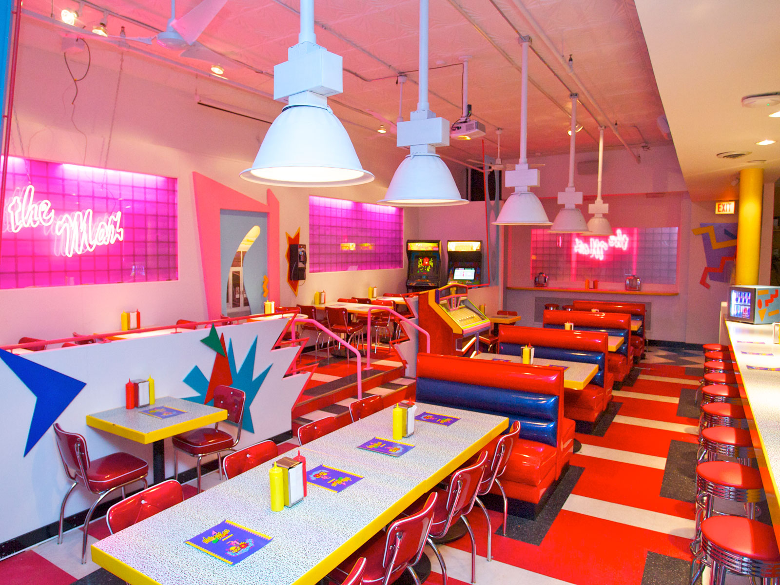 Saved by the Bell Pop-Up Diner Is Coming to L.A.