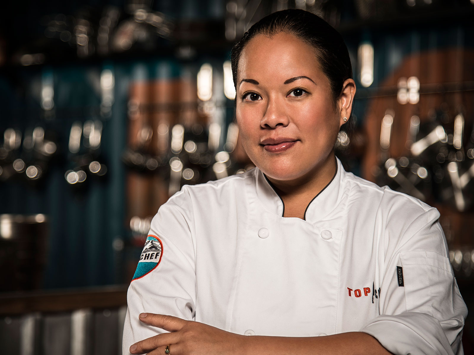 'Top Chef's' Lee Anne Wong on Working Behind the Scenes and Getting Back into the Competition