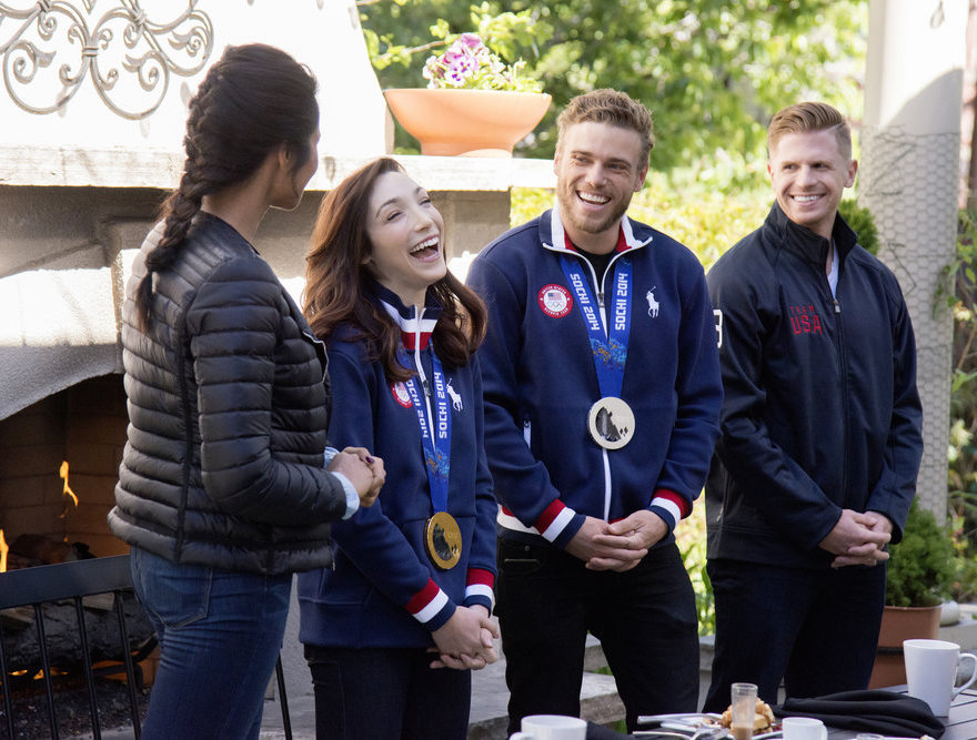 Olympic athletes appear on Top Chef