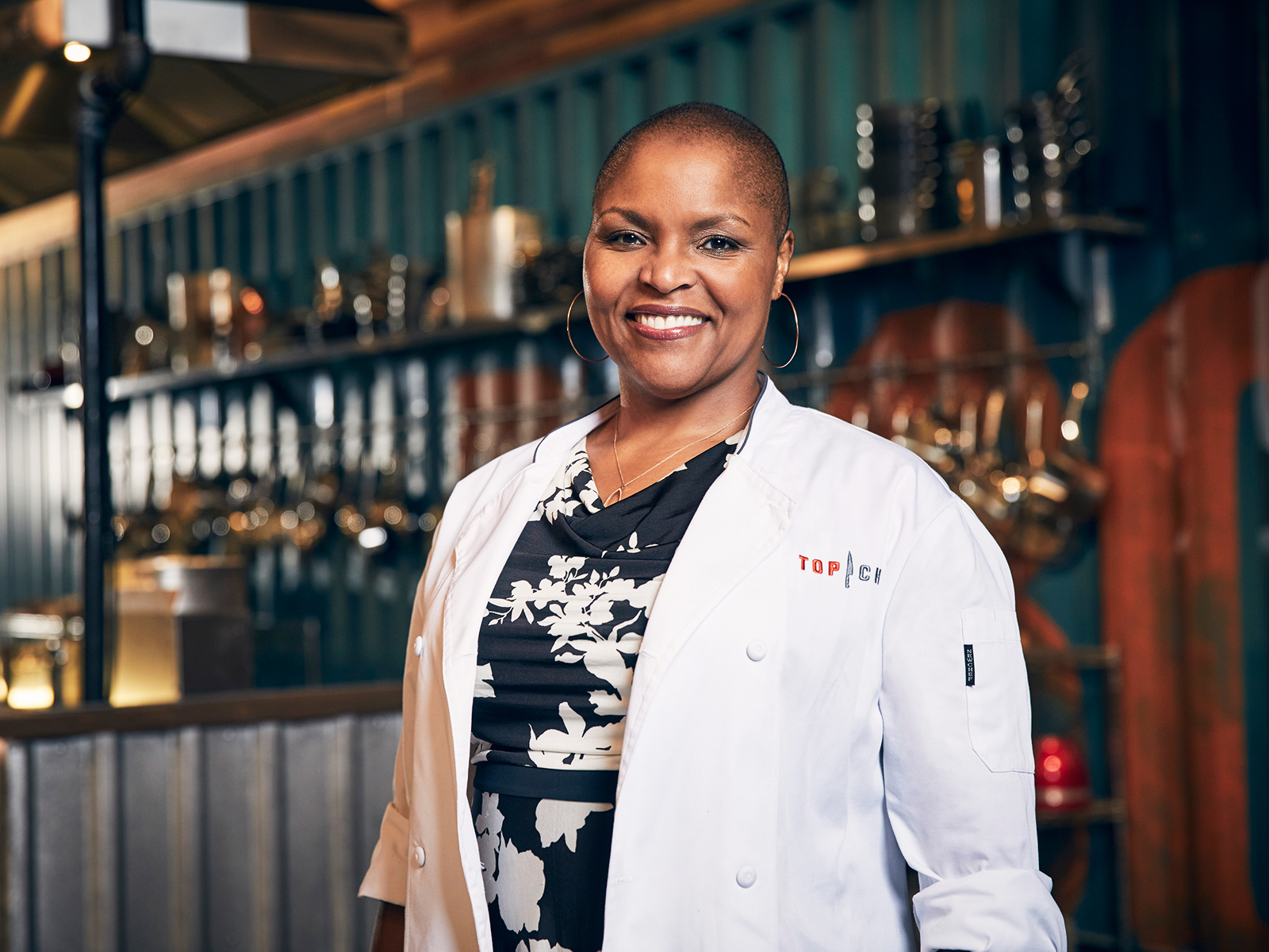 'Top Chef's' Tanya Holland on That Tense Judges Table