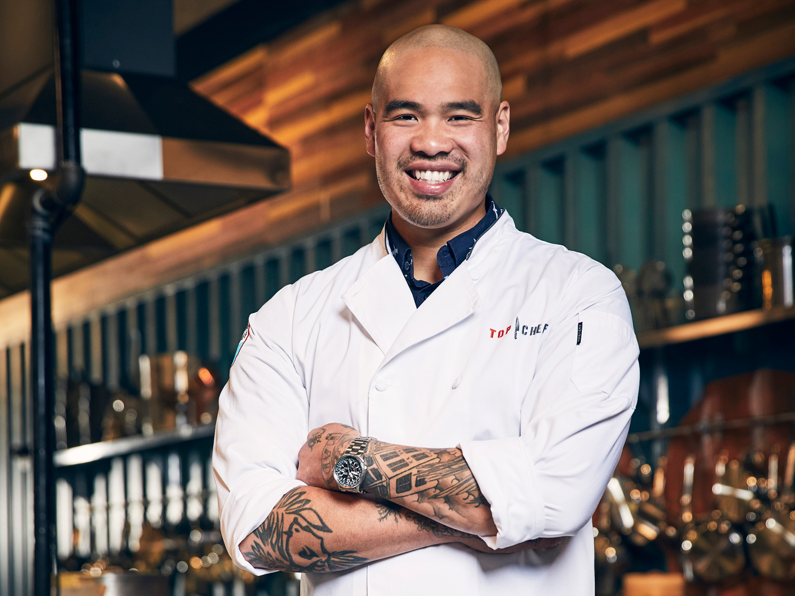 'Top Chef's' Tu David Phu on Going Against the Grain