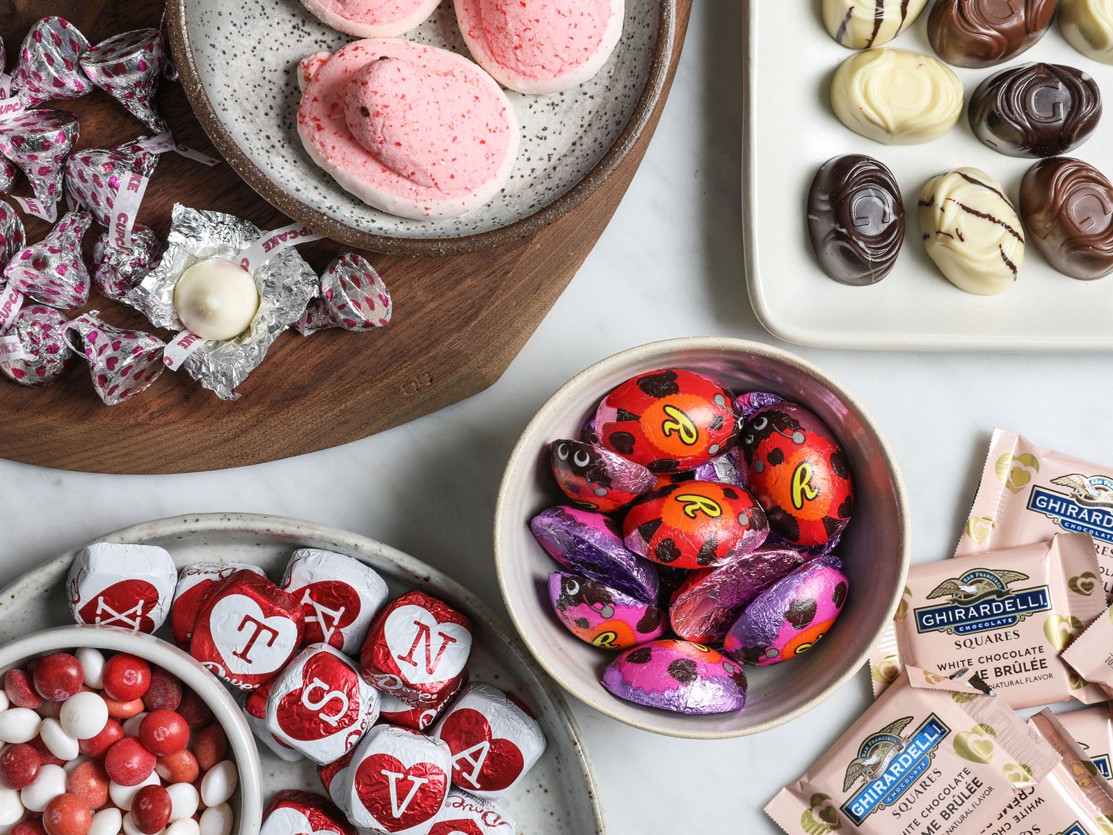 We Tried This Year's Newest Valentine's Day Candy