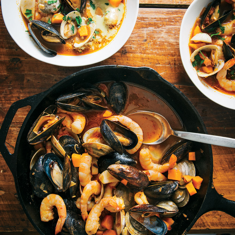 Shellfish Stew