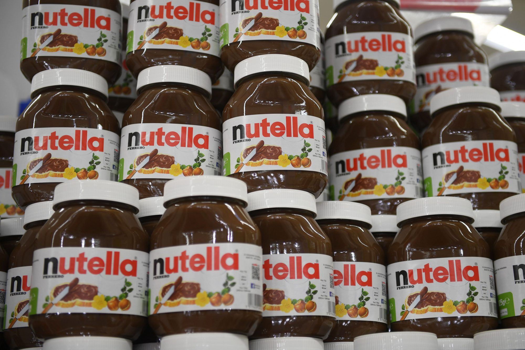 Costco Just Introduced Its Own Version of Nutella