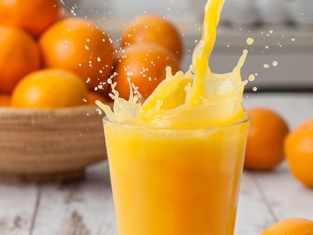 The Flu Is Making People Buy Orange Juice Again