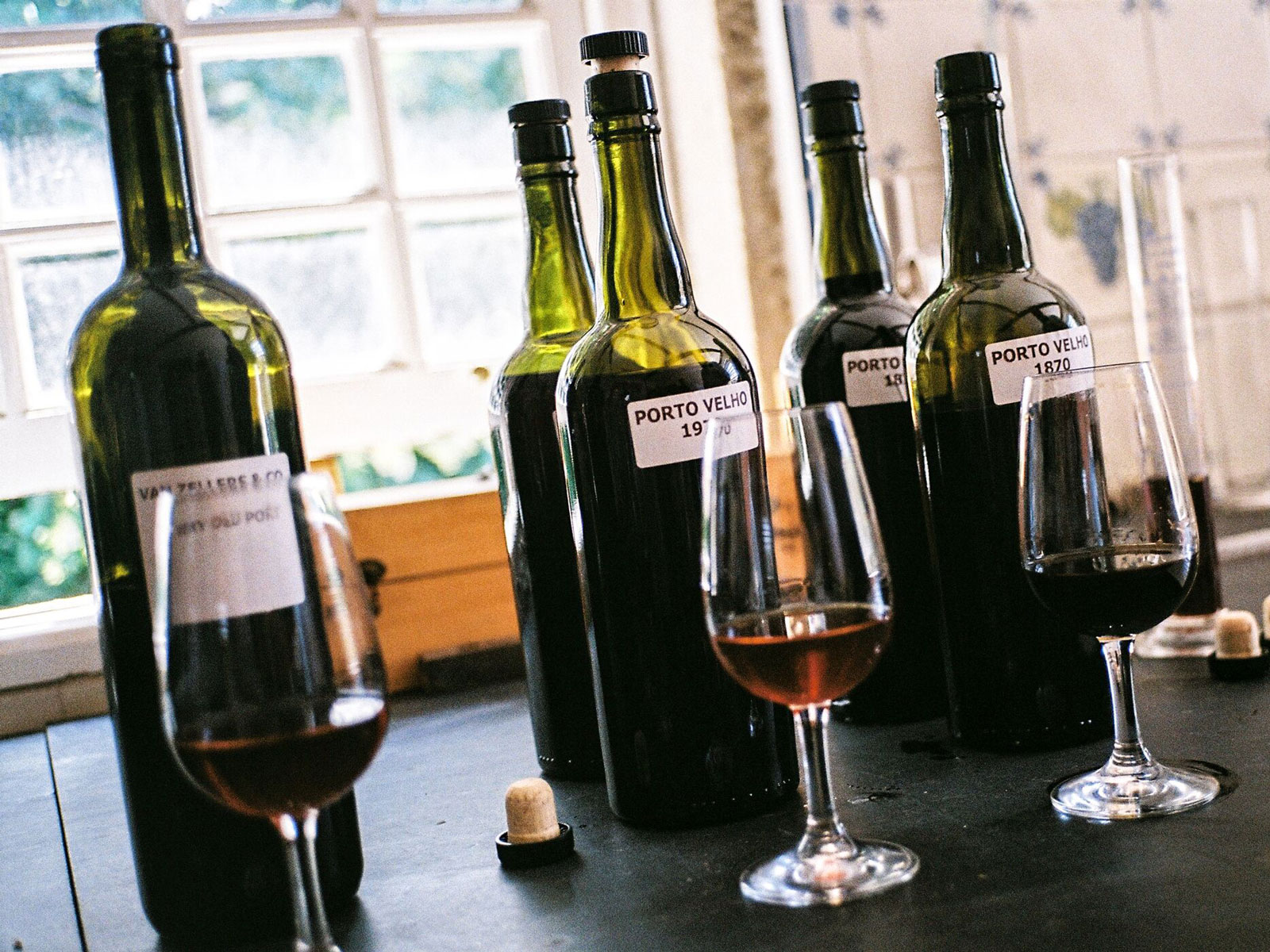 What 155-Year-Old Port Tastes Like and Where to Find Some