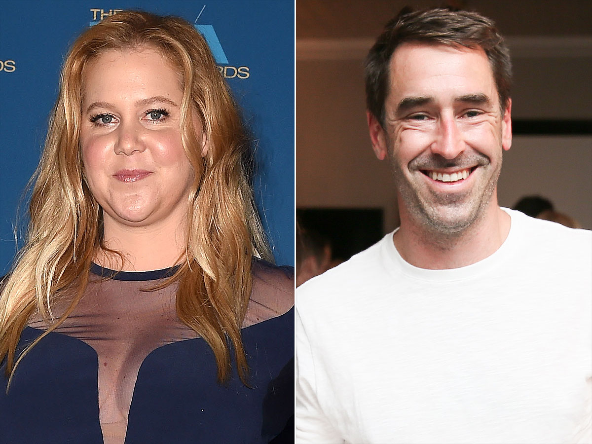 5 Things to Know About Amy Schumer's Chef Husband Chris Fischer