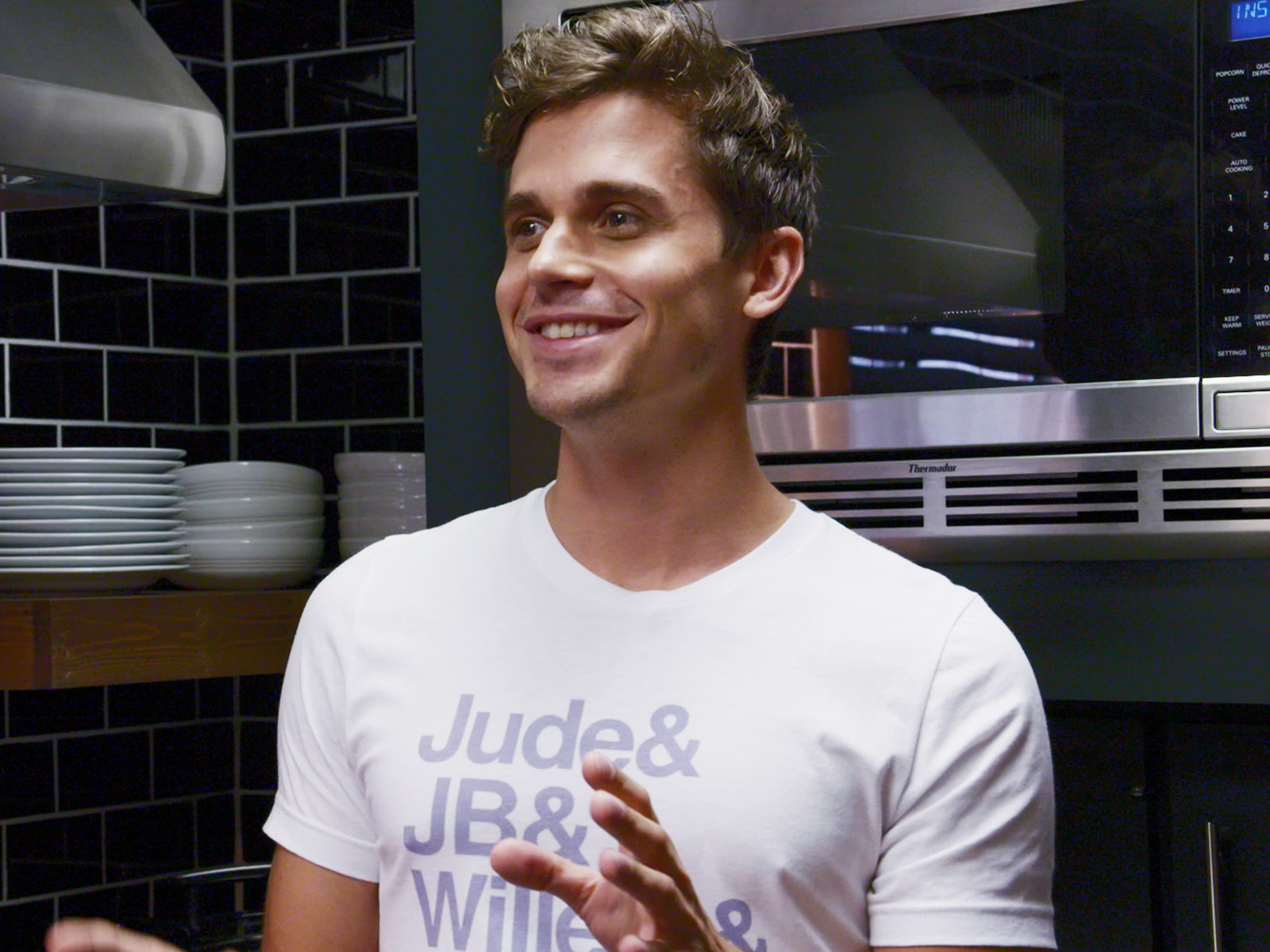 See Inside Queer Eye Star Antoni Porowski's New York City Restaurant the Village Den