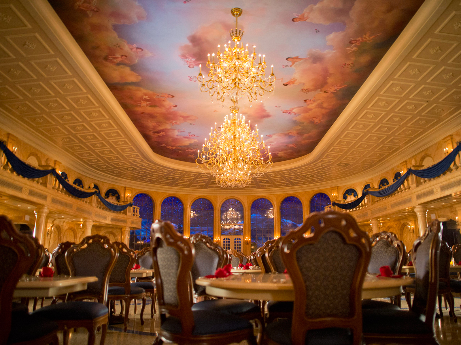 Disney World's 'Beauty and the Beast'-Themed Restaurant Menu Gets a Makeover This Summer
