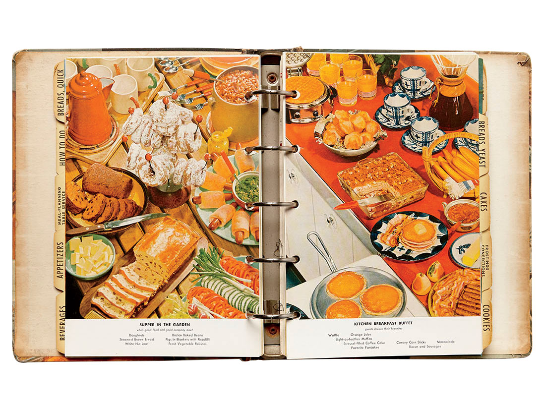 Betty Crocker's Picture Cook Book, 1954