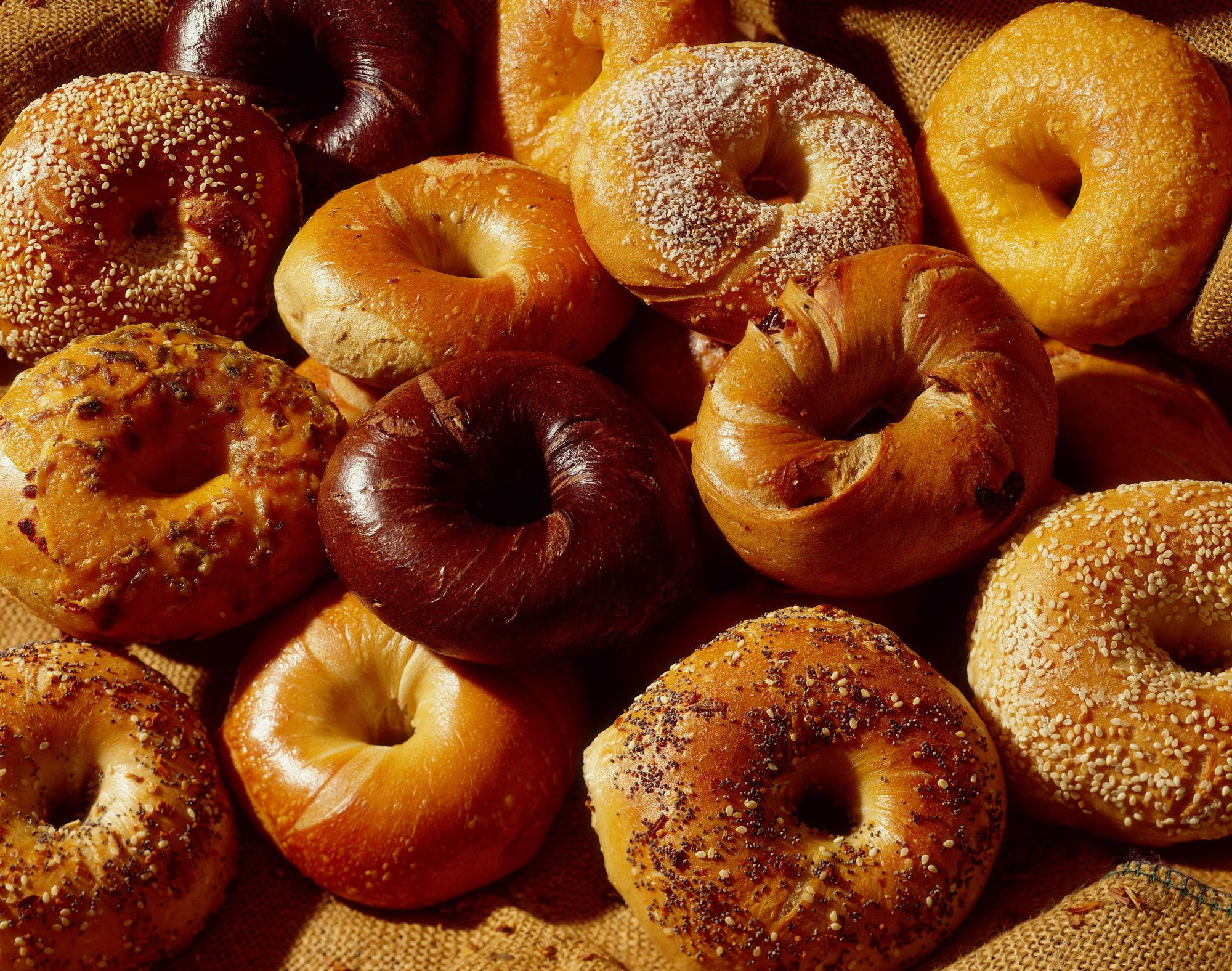 This Chain Is Giving Away Free Bagels Today. Here's How to Get Them