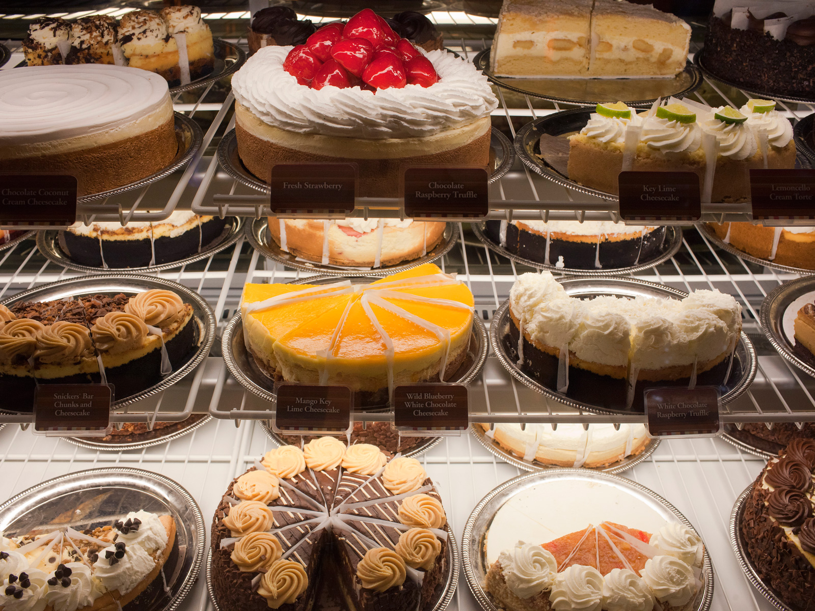 Food Delivery Cheesecake Factory
