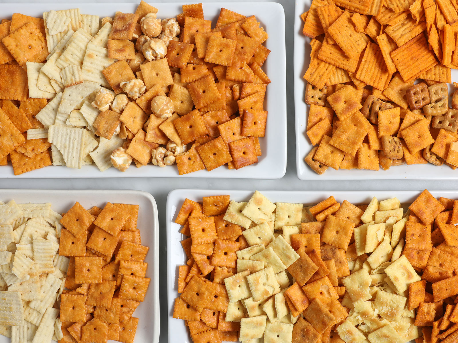 Every Cheez-It Flavor*, Taste-Tested and Ranked