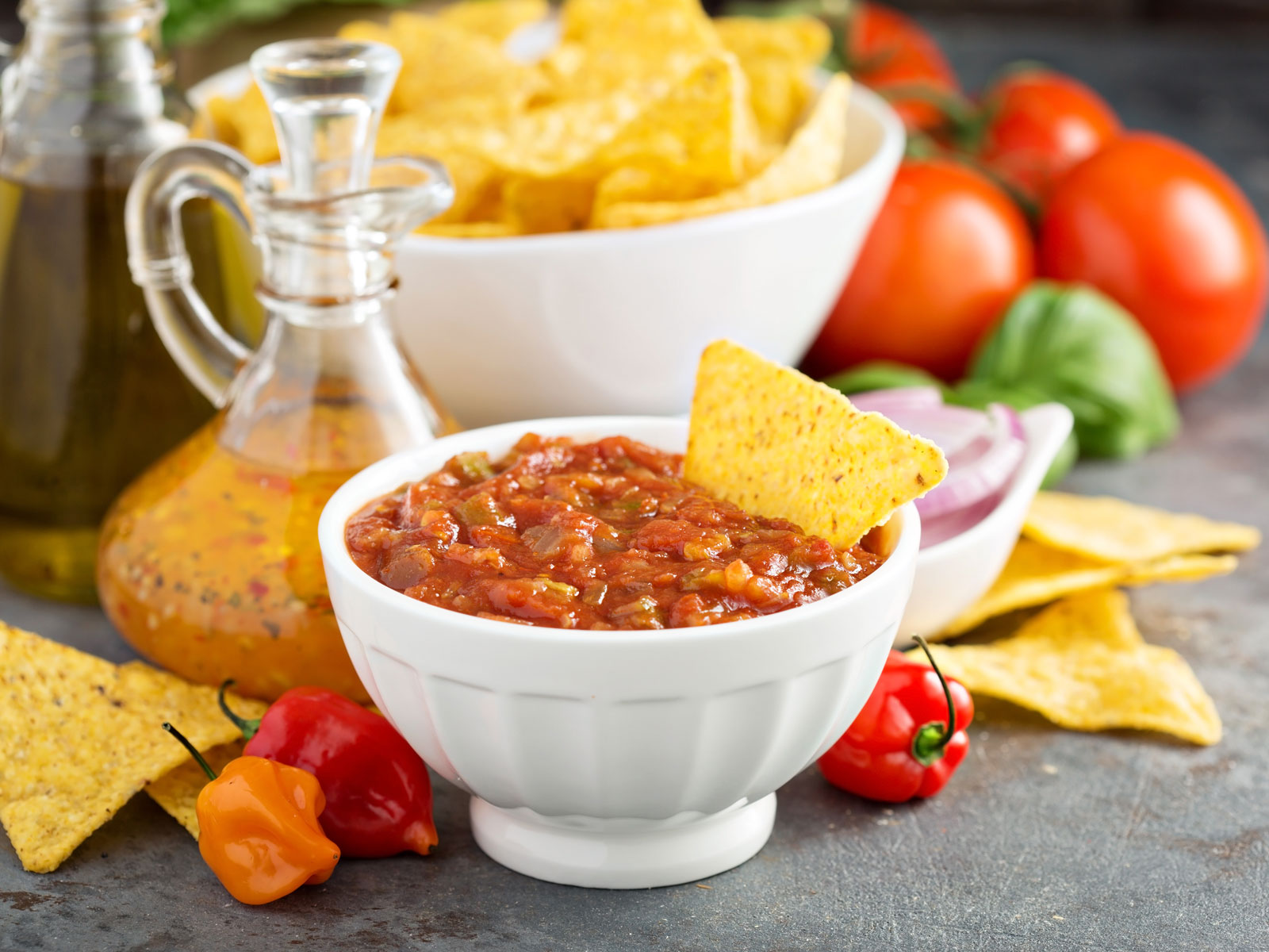 This Chips and Salsa Subscription Service Wants Send You Your Favorite Snack Every Month