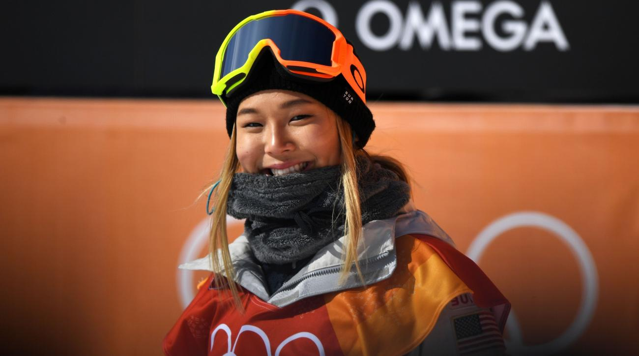 Chloe Kim Tweeted About Wanting Ice Cream Between Qualifying Runs at the Olympics