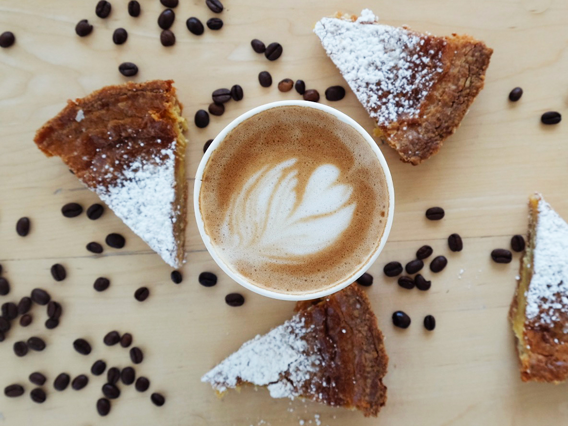 crack pie latte milk bar