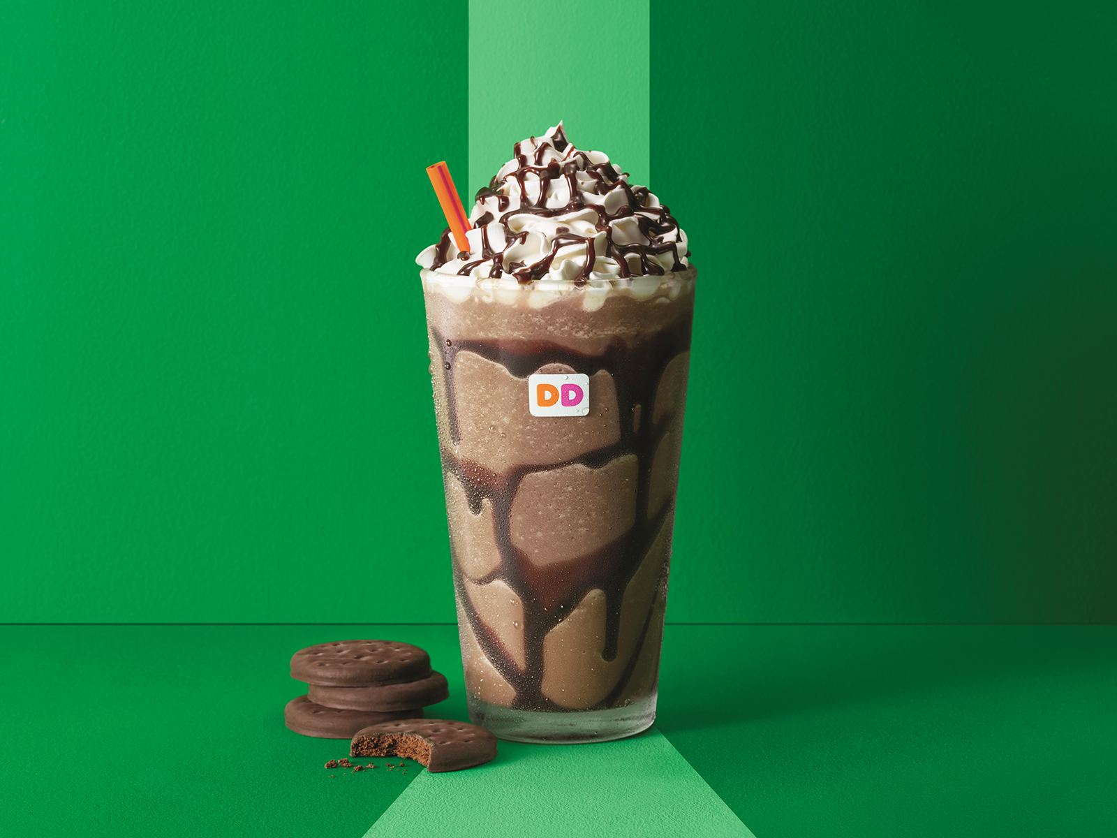 Get Your Girl Scout Cookies in Dunkin' Donuts Coffee Form