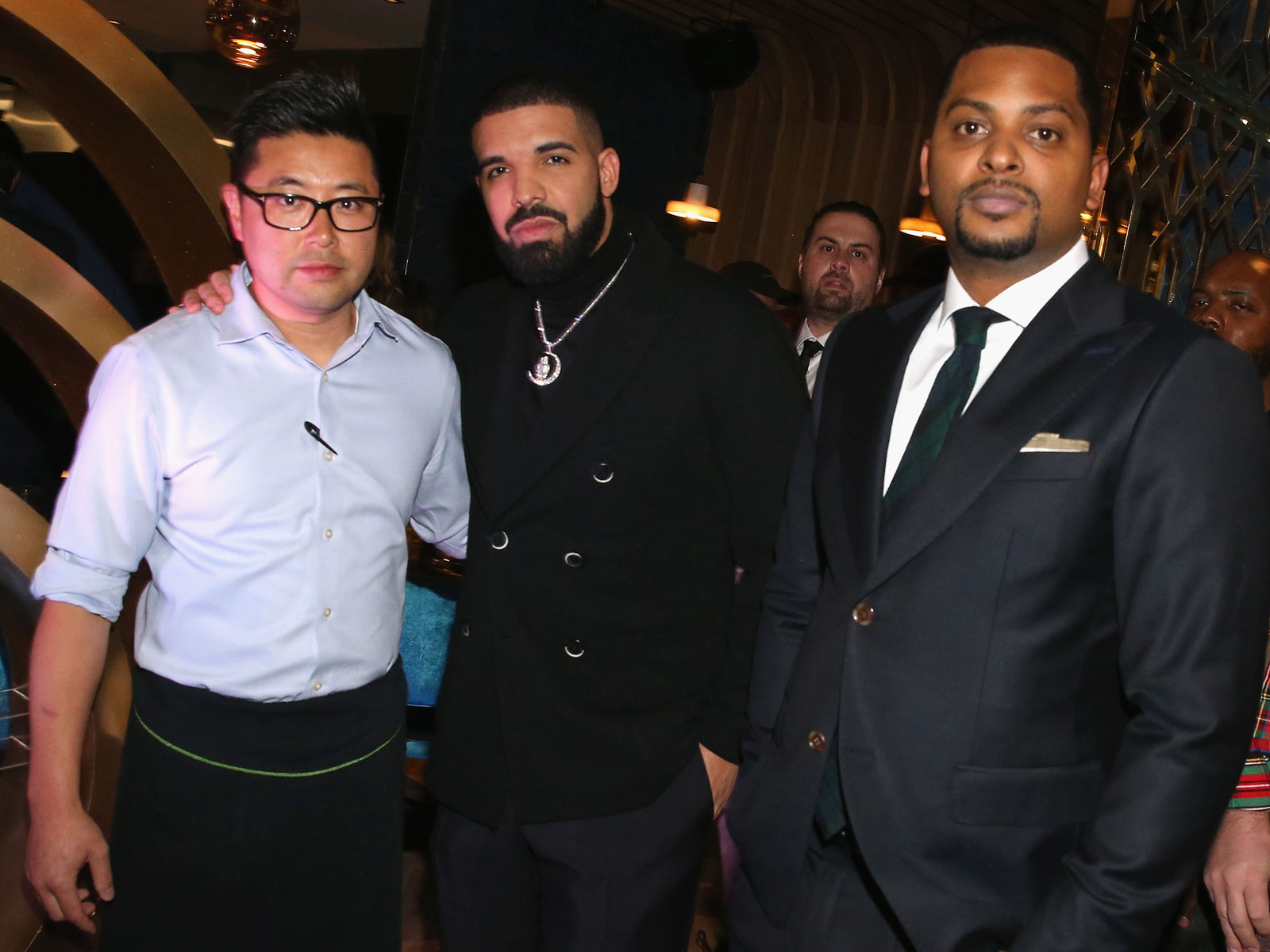 Here's What It's Like to Open a Restaurant with Drake