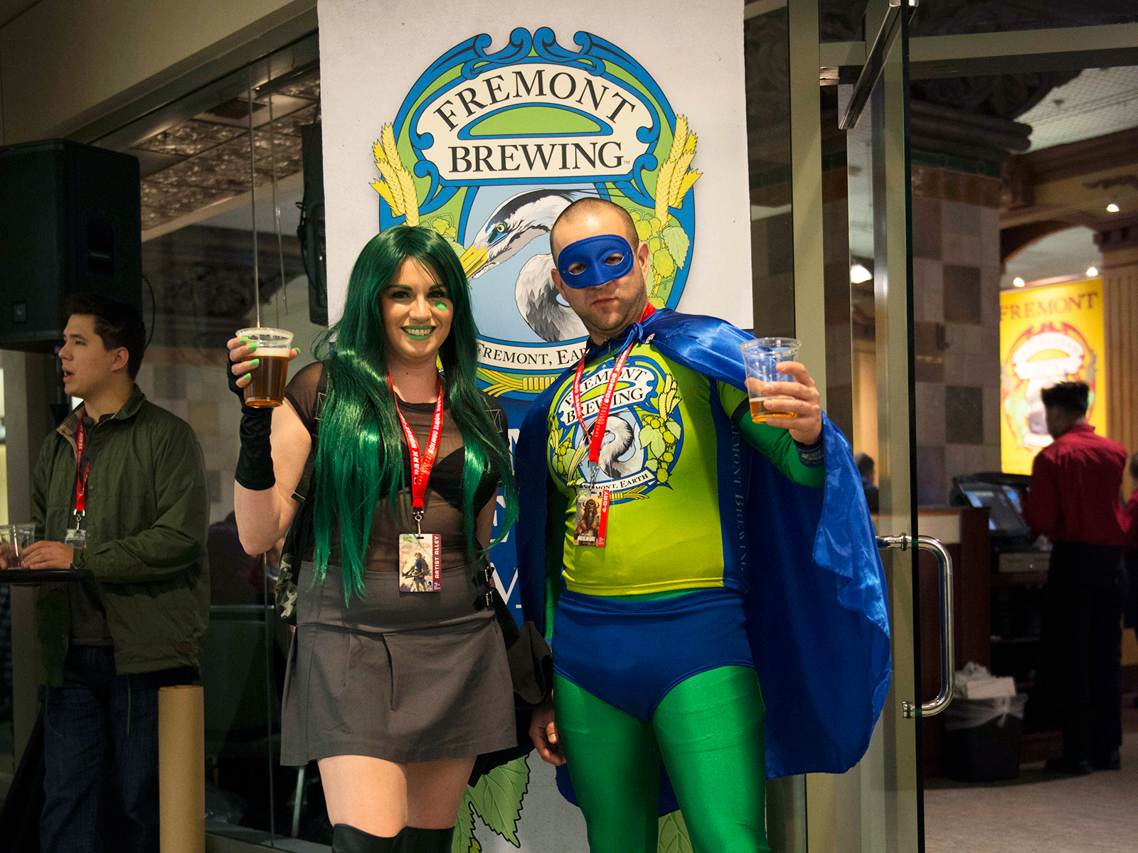 Comic Cons Are Quietly Becoming Craft Beer Festivals