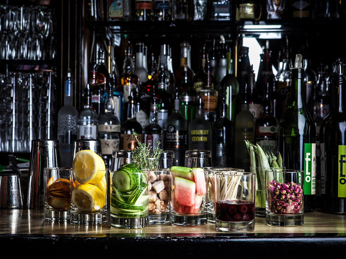 At Employees Only L.A., Cocktails Are in the Food