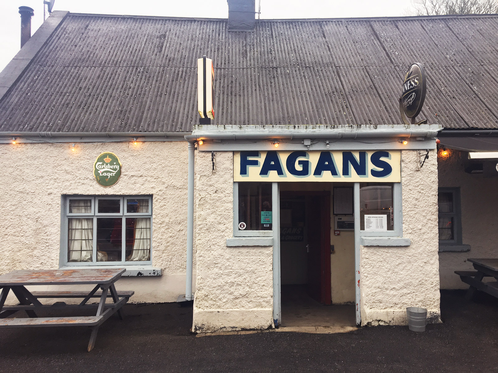 You Won't Find This Traditional Irish Pub on Any Map