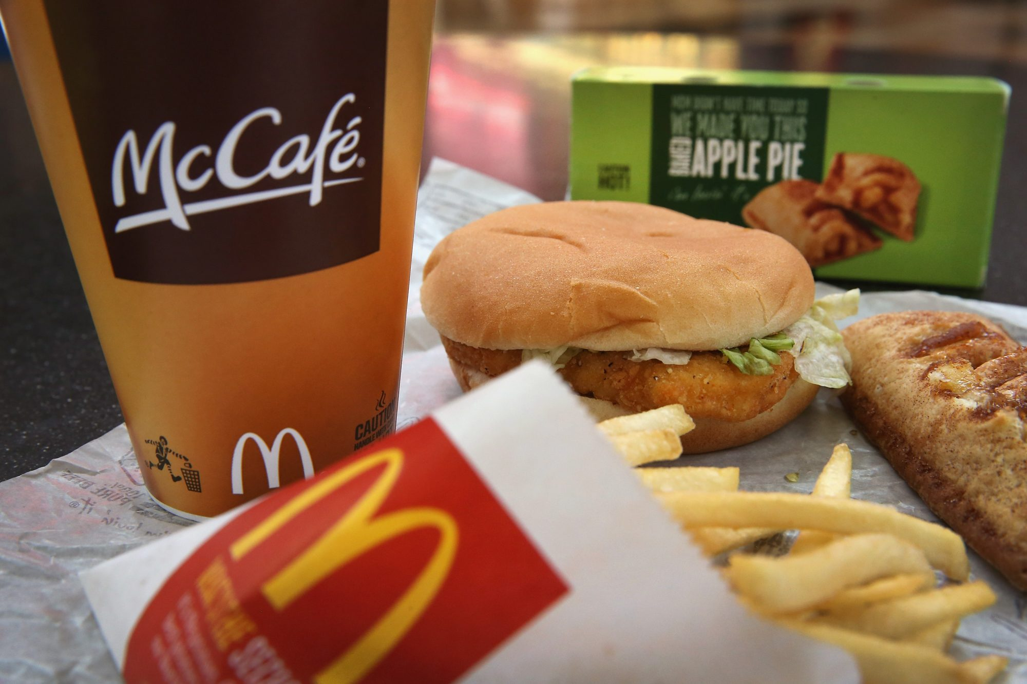 McDonald's Unveils $1 $2 $3 Dollar Menu