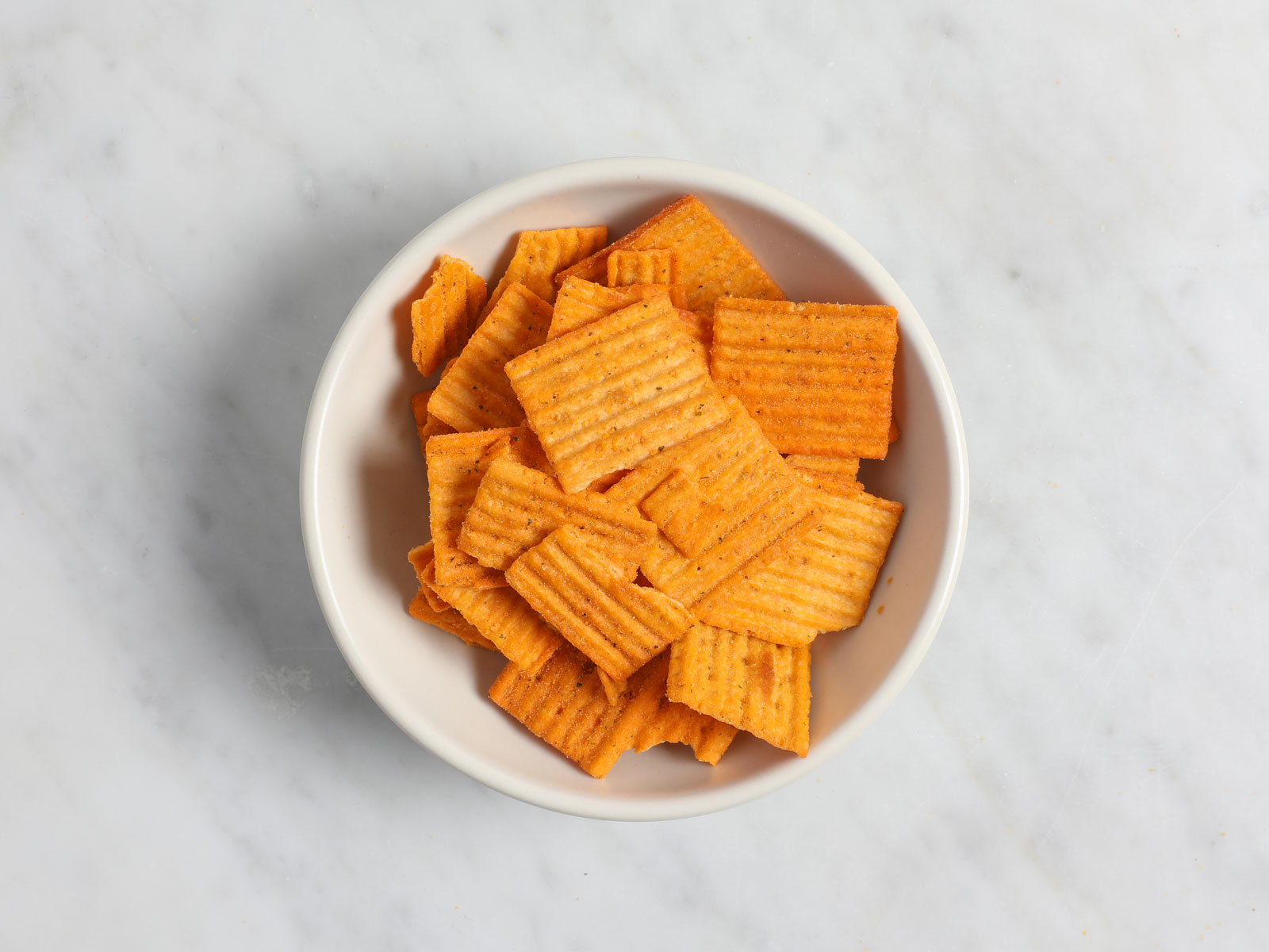 Cheez-Its Grooves Hot and Spicy Cheddar