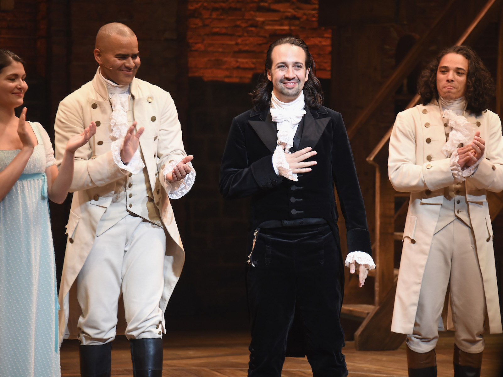 Seattle Restaurant's 'Hamilton' Menu Features Musical-Themed Dishes and Drinks During the Show's Run