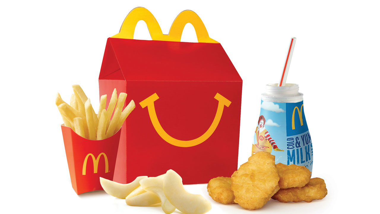 Disney and McDonald's Are Teaming Up To Offer Happy Meal Toys Once Again