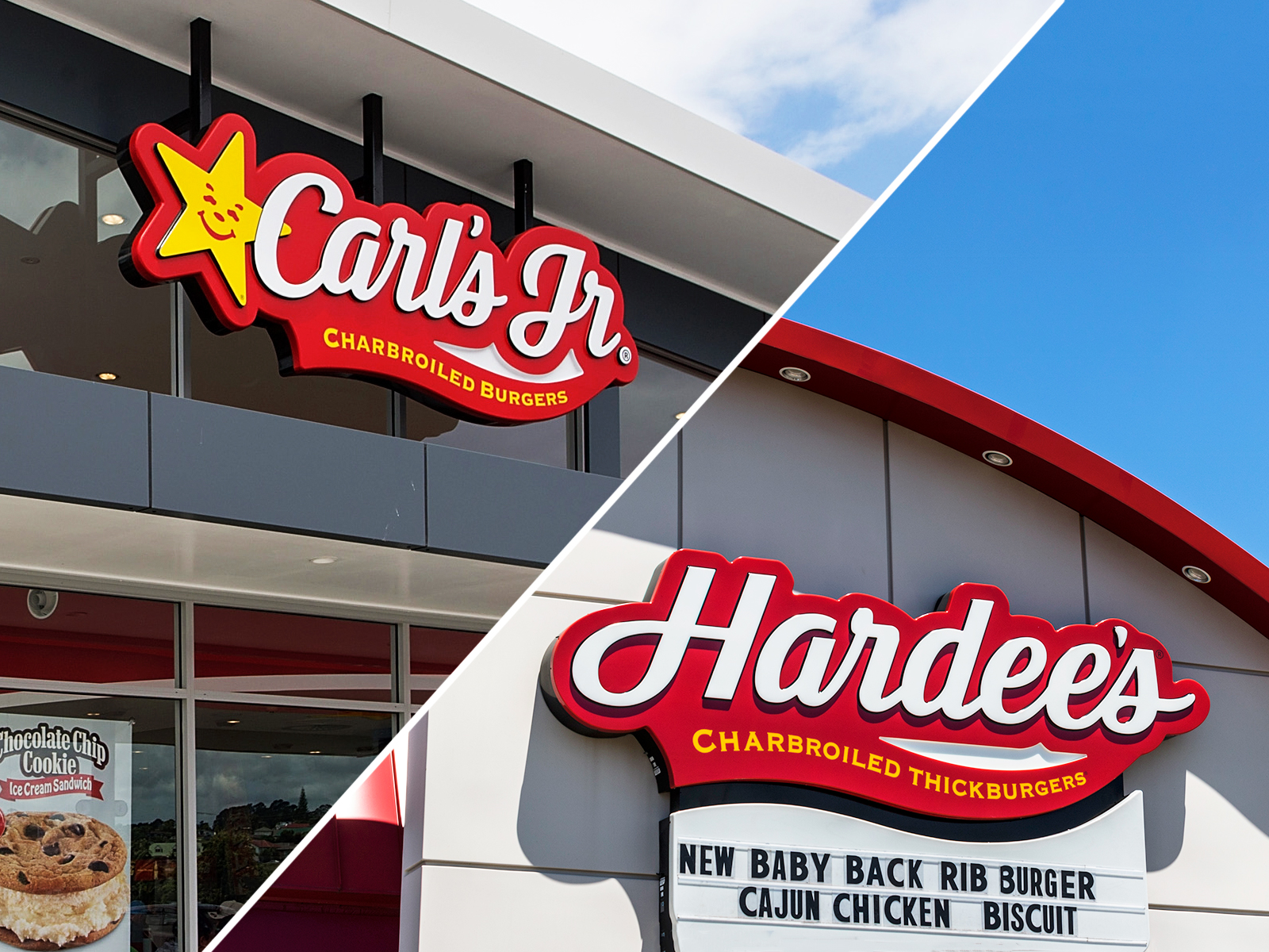 hardees and carls jr comparison