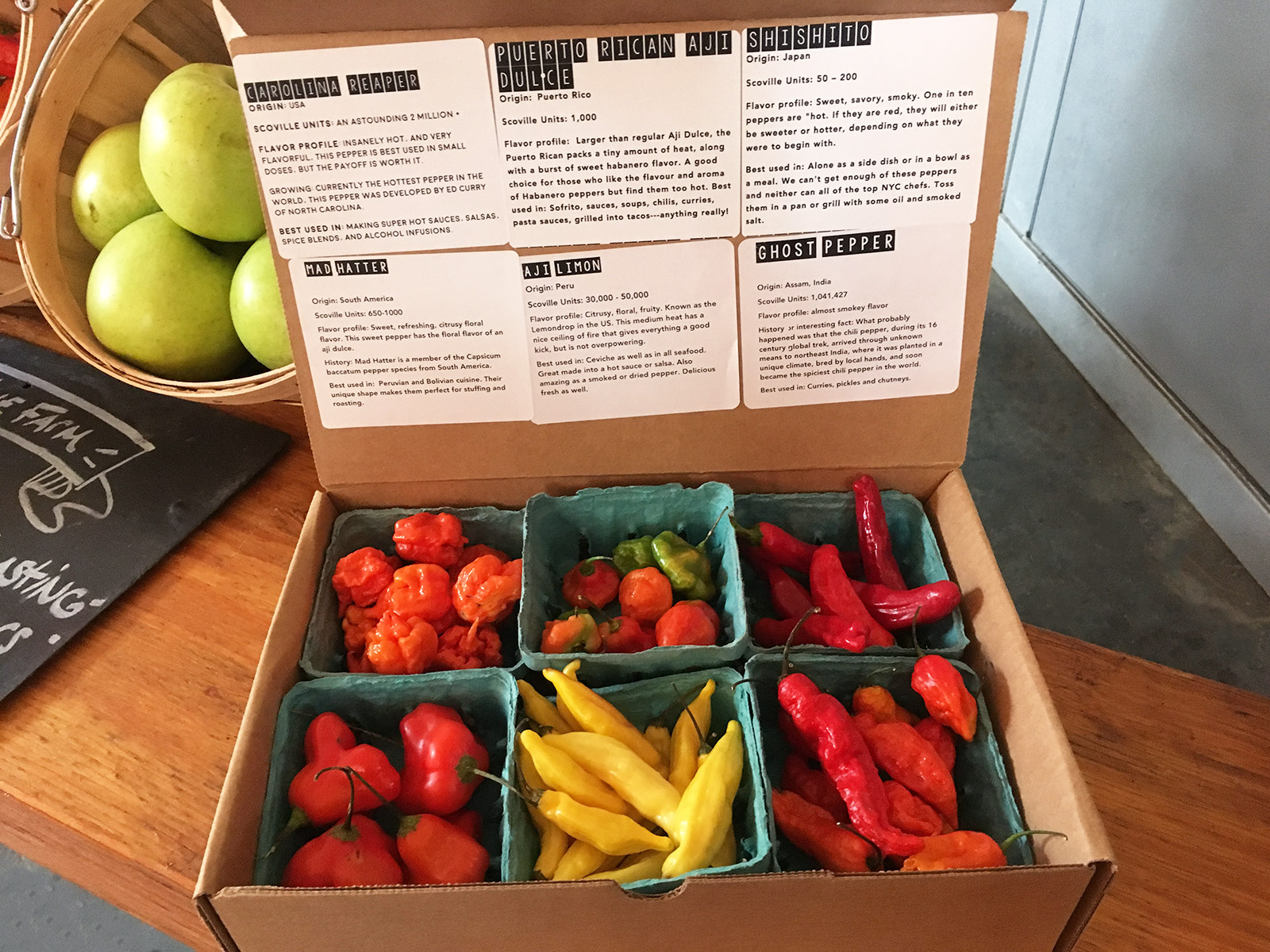 Get The Worlds Hottest Peppers Mailed To You Every Month From This