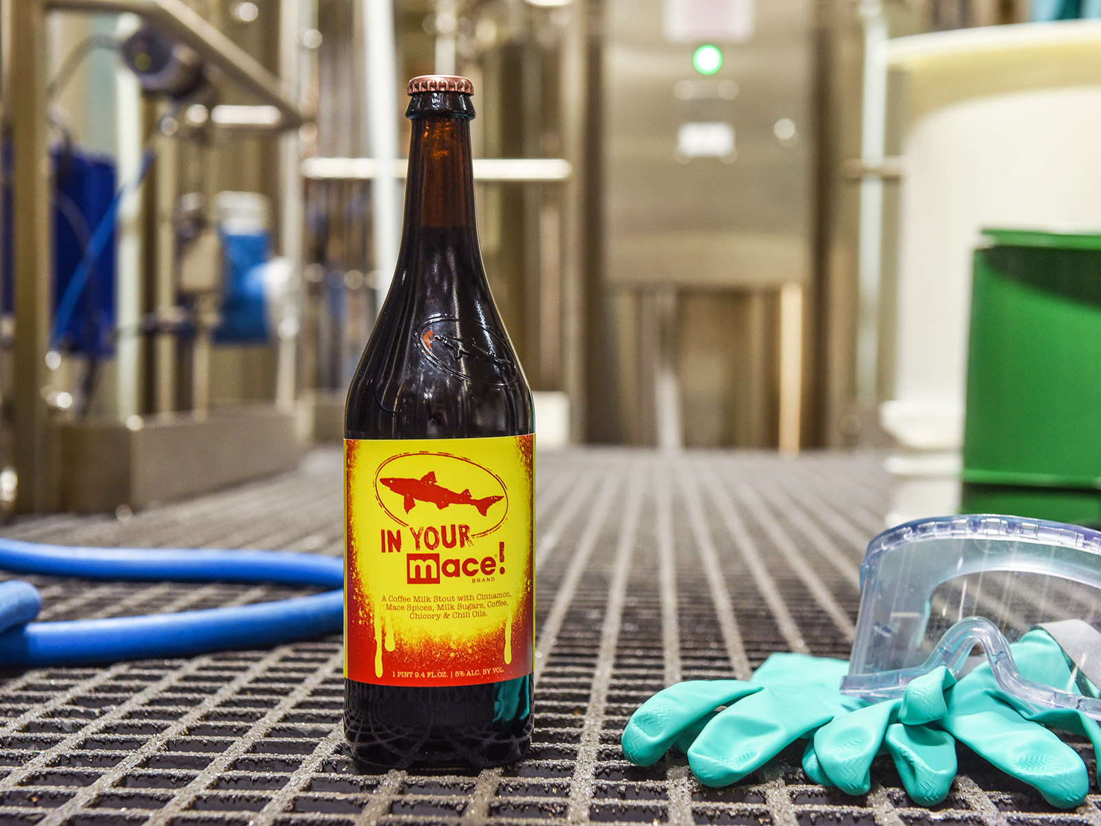 dogfish head in your mace