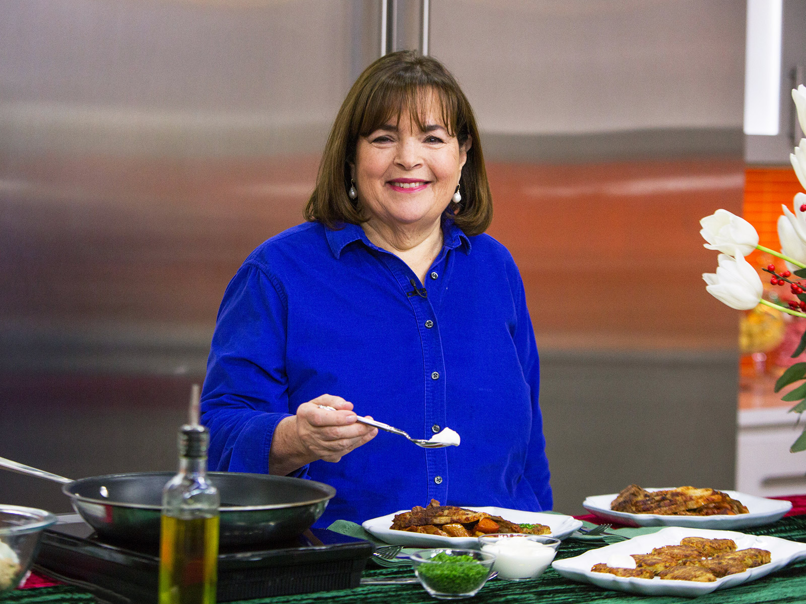 Ina Garten Reveals a Recipe from Her New Cookbook, and We'll Be Making It for the Rest of the Summer